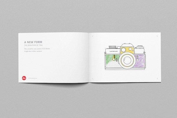 Leica Kamera Etkinlik Kitabı | 5 3 1