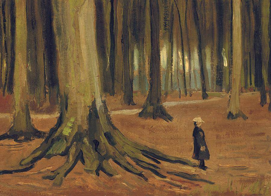 Rousseau - Yalnız Gezenin Düşleri(Son Bölüm) | Ağaçlar Arasındaki Kız