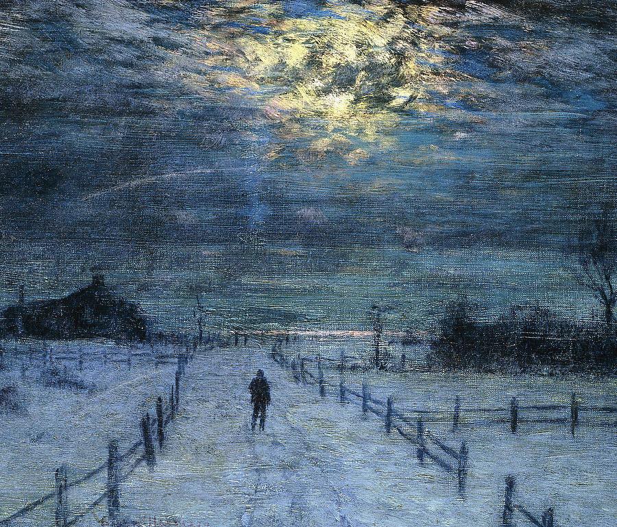 Rousseau - Yalnız Gezenin Düşleri(Son Bölüm) | Aya Yürüyen Adam