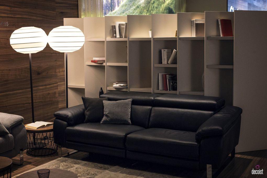 Evinizi Yeniden Tasarlayın | Classic room divider design combined with modern panache 1