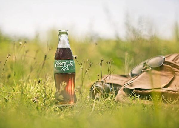 Yeşil Coca Cola | Coca Cola Life
