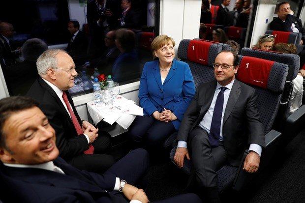 Dünyanın En Uzun Tüneli | Dört Ülkenin Başbakanı Tünel Açılışında