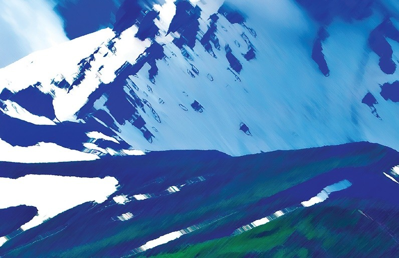 Gürsel Korat - Dalgın Dağlar | Dalgın Dağlar Öne Çıkarılmış Görsel