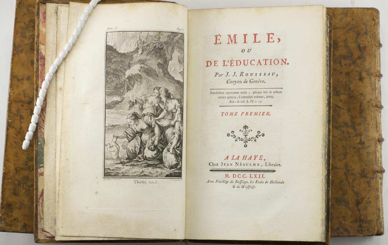 Jean Jacque Rousseau Yalnız Gezenin Düşleri (İkinci Bölüm) | Emile