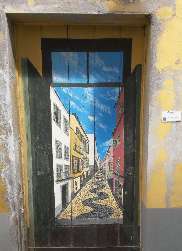 Harika Kapı Fotoğrafları | Gene Portekizden Bir Kapı Daha