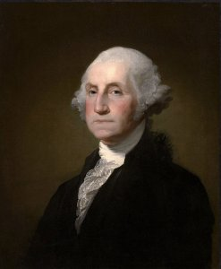 Viskinin Faydaları | Gilbert Stuart Williamstown Portrait of George Washington