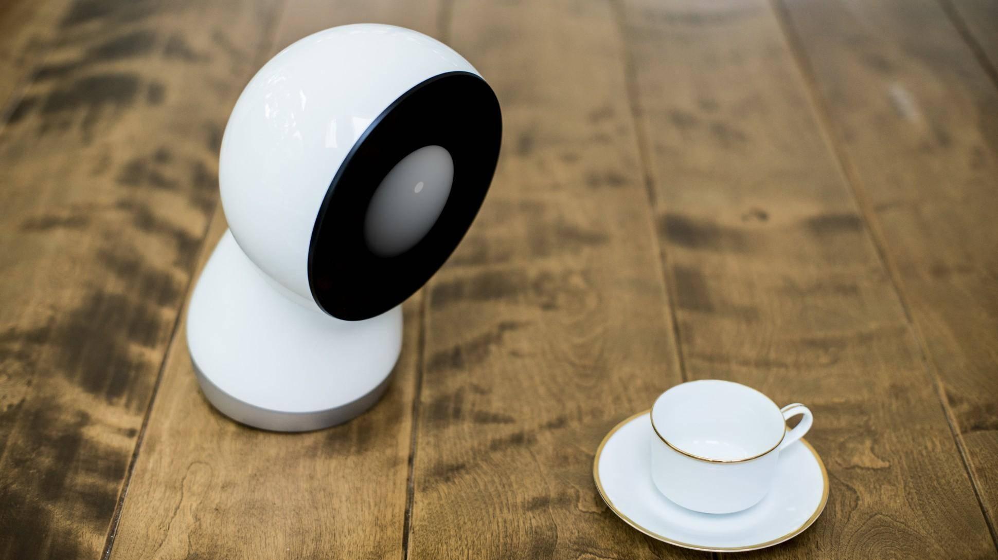 Dünyanın İlk Sosyal Robotu Jibo ve Yapay Zeka | Jibo Mutfakta