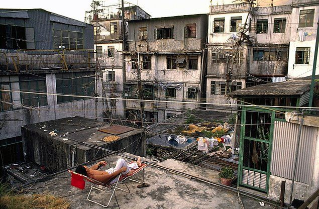 Konserve Kent   Kowloon Walled City 22