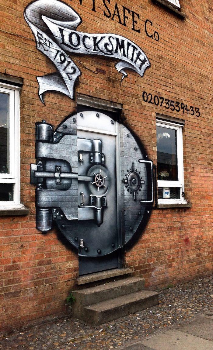 Harika Kapı Fotoğrafları | Londra