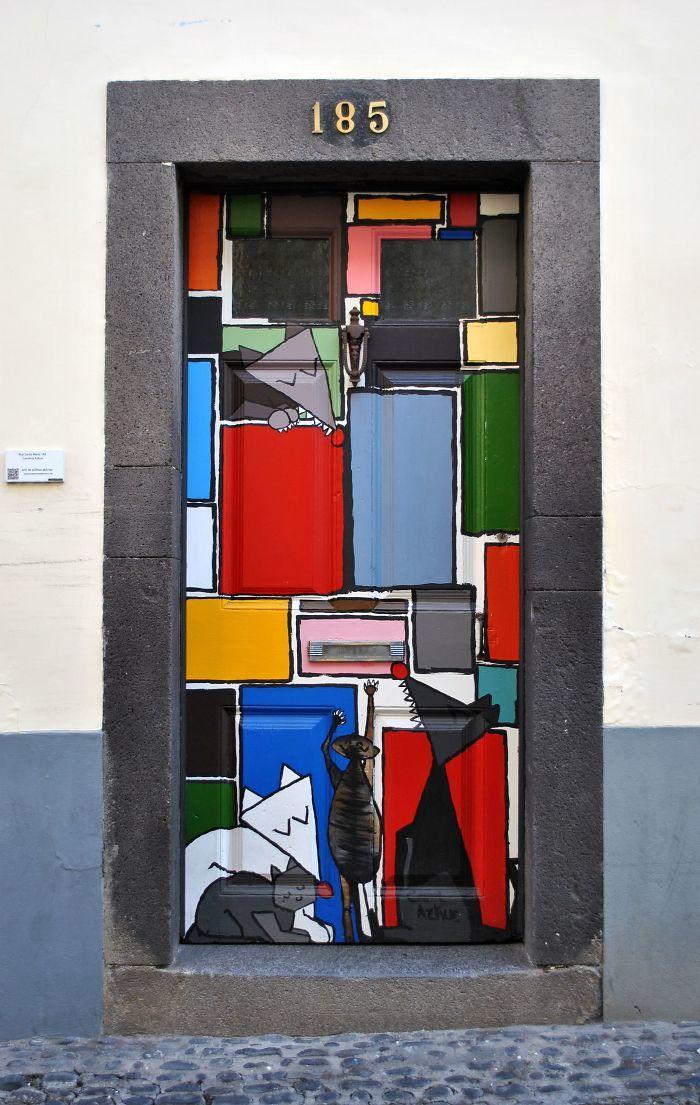 Harika Kapı Fotoğrafları | Picasso Kapısı