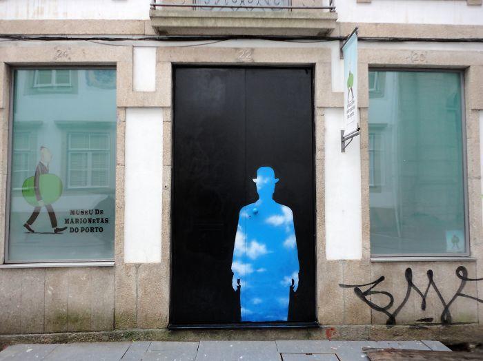 Harika Kapı Fotoğrafları | Portekiz Portodaki Bir Kapı
