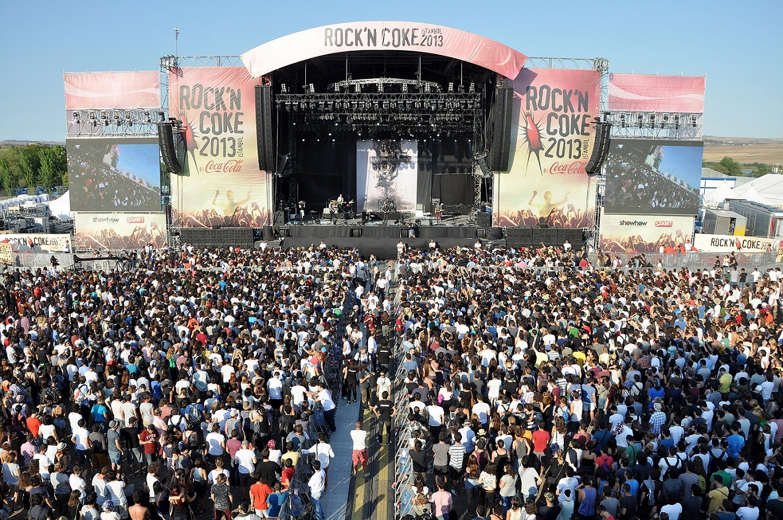 Zeytinli Rock Festivali | Rockn Coke