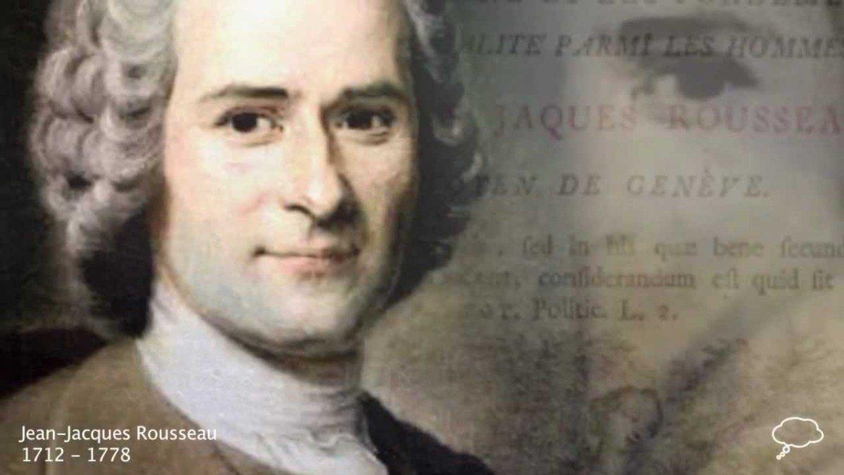 Jean Jacque Rousseau Yalnız Gezenin Düşleri (İkinci Bölüm) | Rousseau İkinci Bölüm