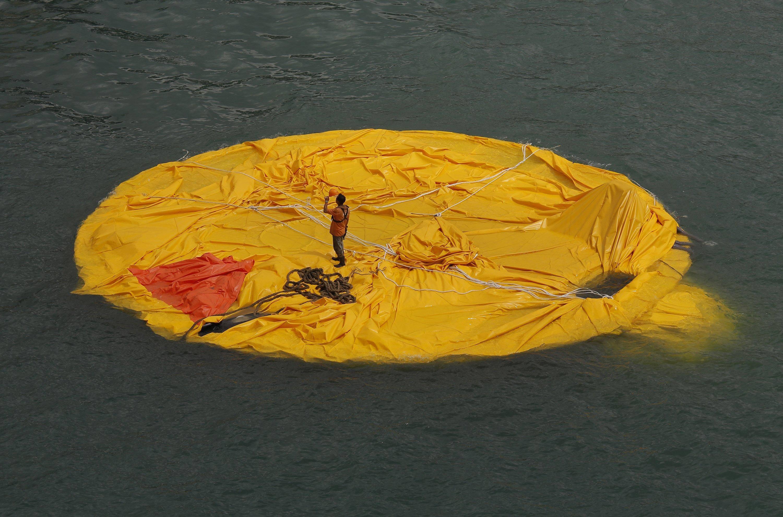Devasa Sarı Ördek   Sarı Ördek Sönük Hali