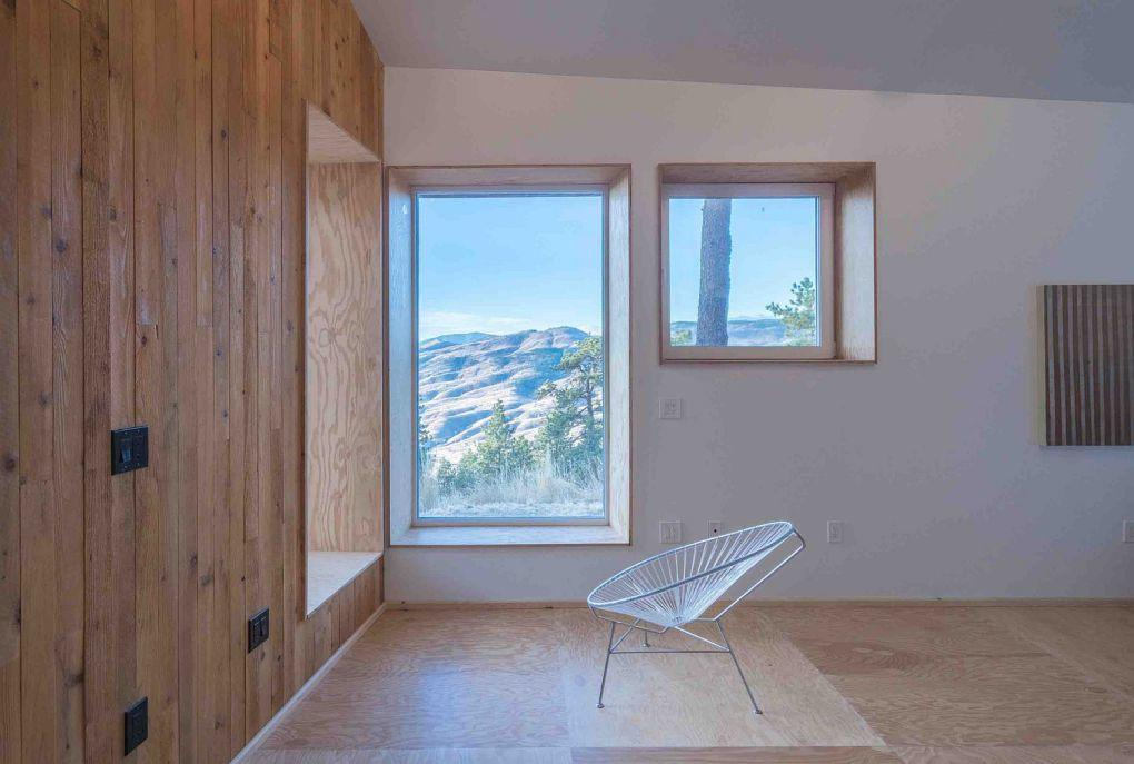Colorado Evleri | Top notch insulation and great views combined at the MARTaK Passive House 1