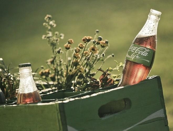 Yeşil Coca Cola | Yeşil Kapaklı Kola