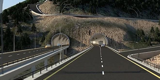 Dünyanın En Uzun Tüneli | Zigana Tüneli Simülasyonu