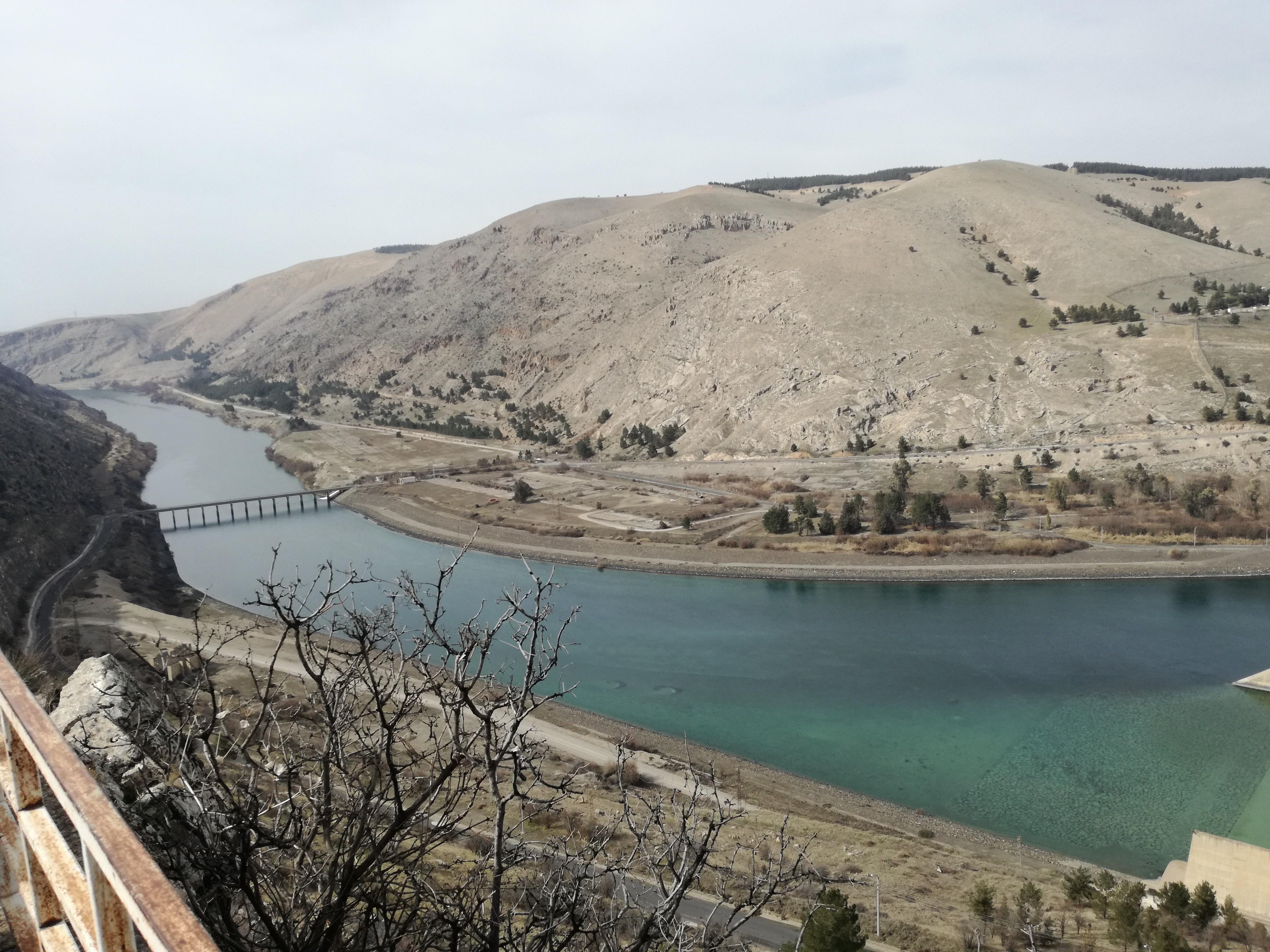 Fırat Nehri | baraj 2
