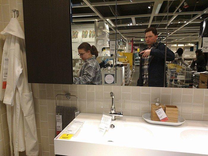 IKEA Neden Gideriz?   guy try figure out visit ikea again 14