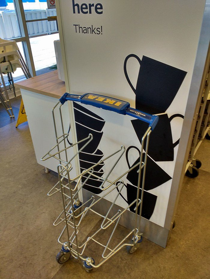 IKEA Neden Gideriz? | guy try figure out visit ikea again 4