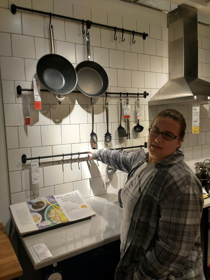 IKEA Neden Gideriz?   guy try figure out visit ikea again 7