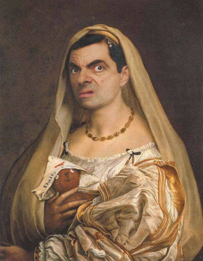 Mr Bean Film | mr bean rowan atkinson photoshop 58d8c45485266 700 1