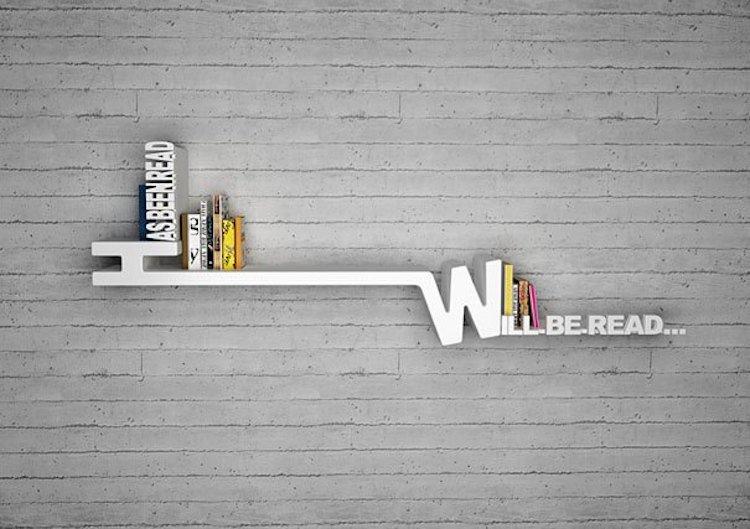 İlginç Kütüphane Tasarımları | siradisi kitaplik tasarimi21