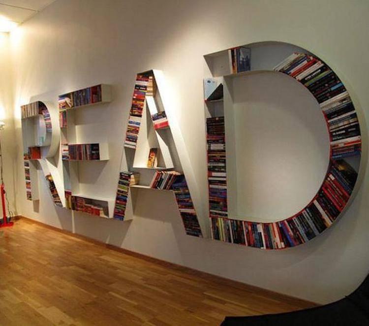 İlginç Kütüphane Tasarımları | siradisi kitaplik tasarimi8