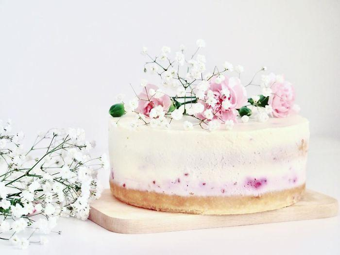Çiçekli Pasta Modelleri | spring colourful buttercream flower cakes 7 58d8b5a4721ea 700 1