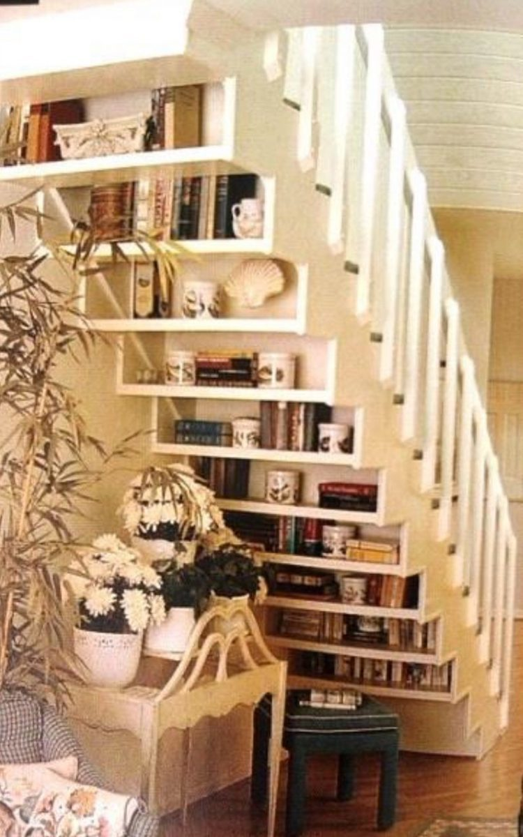 İlginç Kütüphane Tasarımları | under stairs stair pinterest house storage and tiny houses basement ideas closet solutions shoe plans office unit shelves