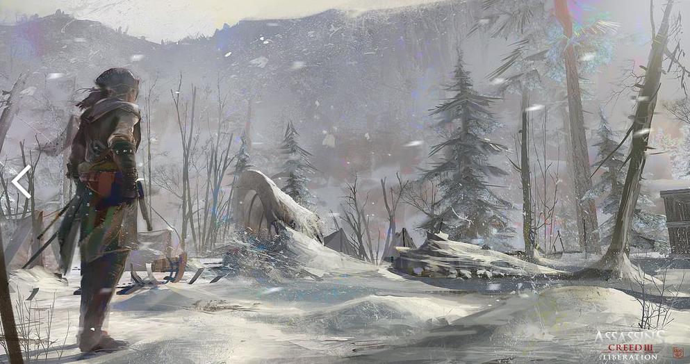 Dijital Sanatlar ve Photoshop | Assassins Creed 1