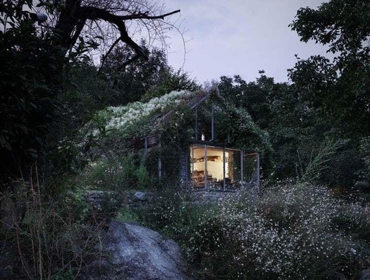 Dünyanın En Güzel Evleri | Act Romegialli Yeşil Kutu