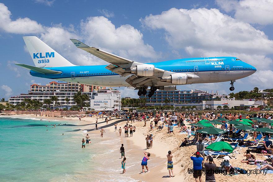 Sıradışı Kumsallar | Kıyıdaki Uçak Pisti
