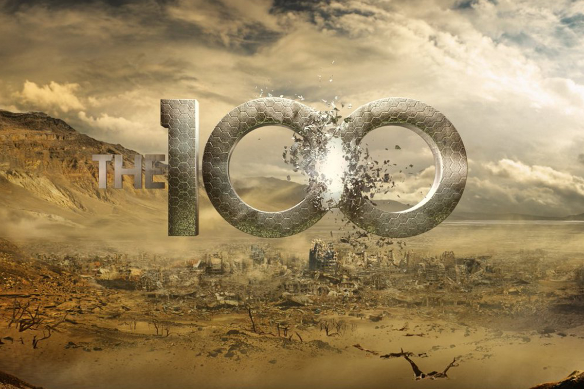 The 100 (Dizi İncelemesi) | The 100 Çöl
