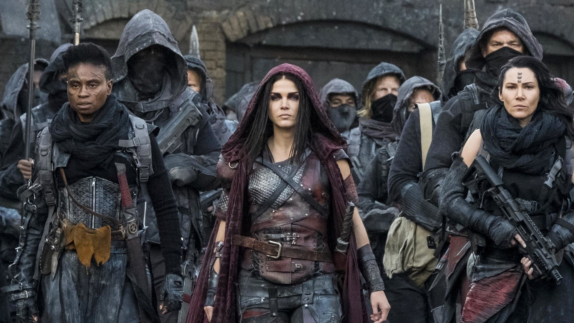 The 100 (Dizi İncelemesi) | The 100 Bloodreina