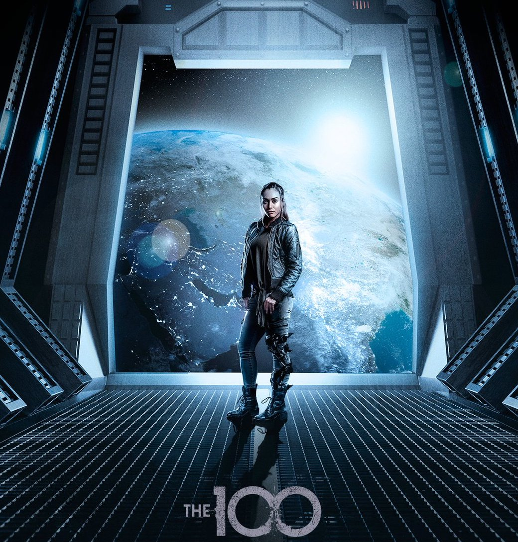 The 100 (Dizi İncelemesi) | The 100 Raven