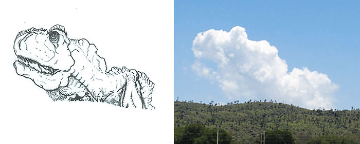 Bulut Çizimi Projesi | shaping clouds creative illustrations tincho 1