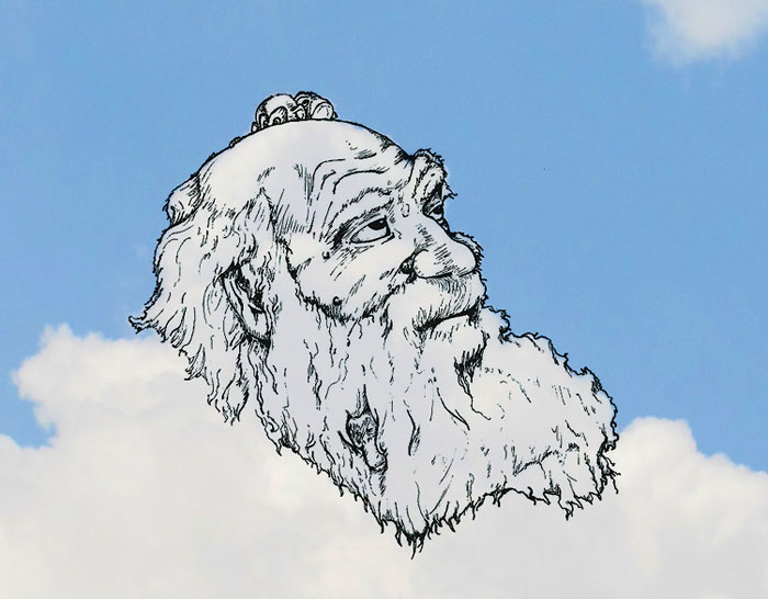 Bulut Çizimi Projesi | shaping clouds creative illustrations tincho 4