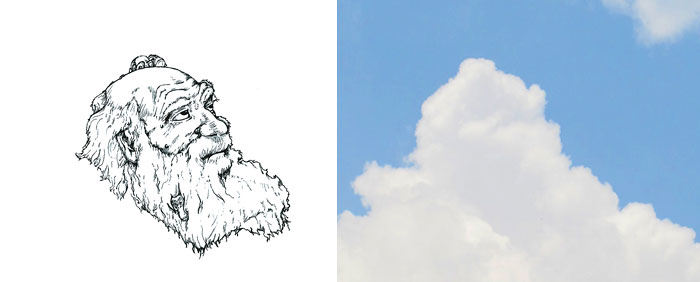 Bulut Çizimi Projesi | shaping clouds creative illustrations tincho 5