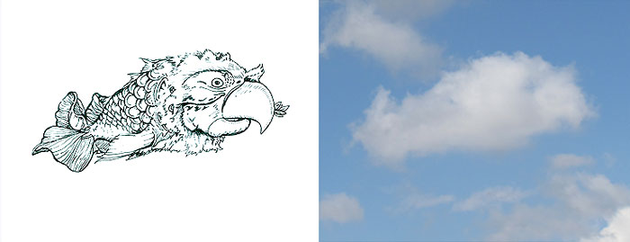 Bulut Çizimi Projesi | shaping clouds creative illustrations tincho 7