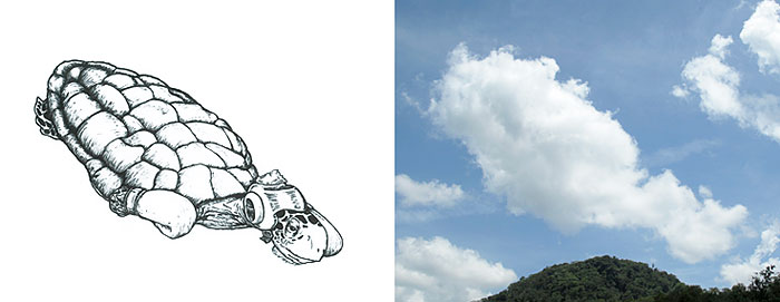 Bulut Çizimi Projesi | shaping clouds creative illustrations tincho 9