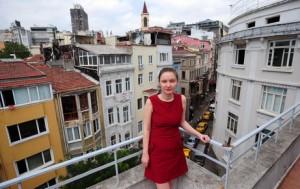 Sine Ergün - Baştankara | Sine Ergün Küçük Balkon