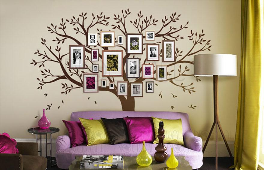 Tasarım Dekorasyon Fikirleri | Anı Ağacı