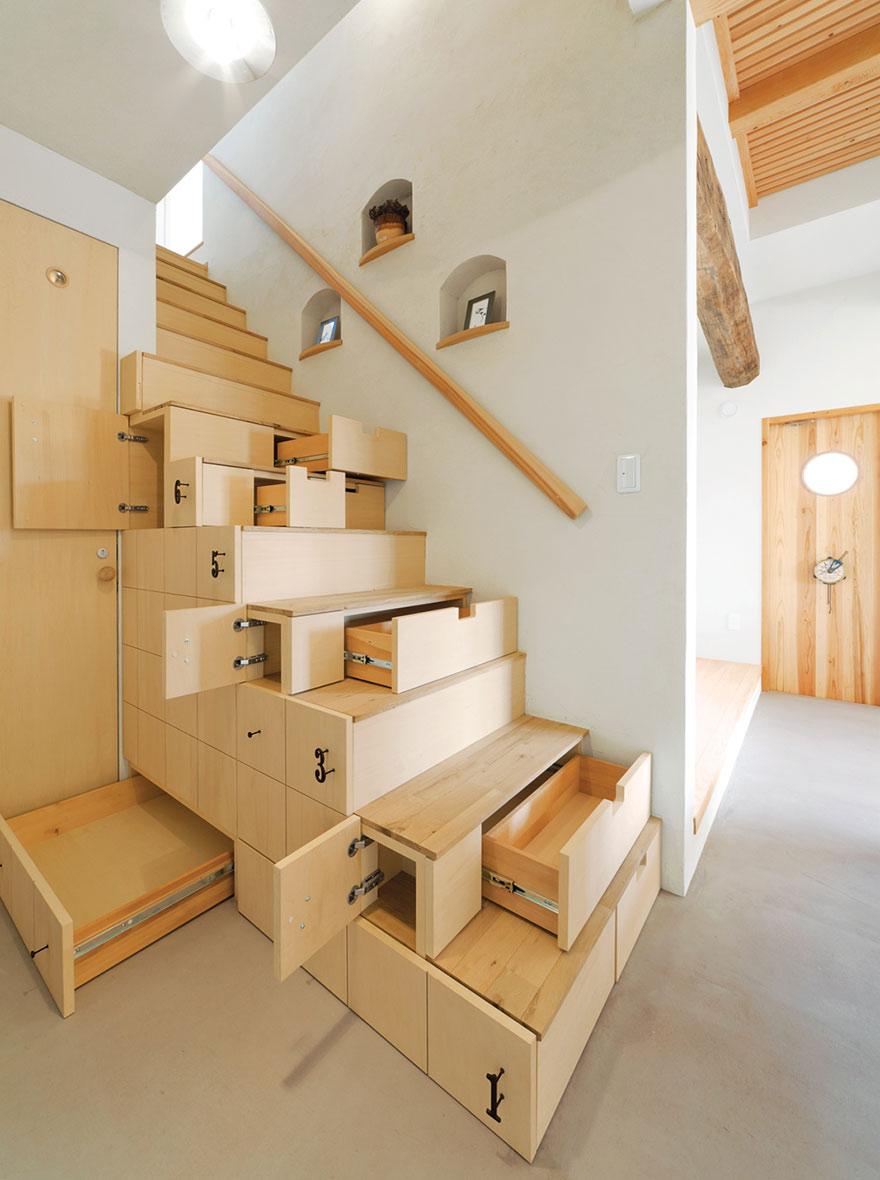 Tasarım Dekorasyon Fikirleri | Dolaptan Merdiven