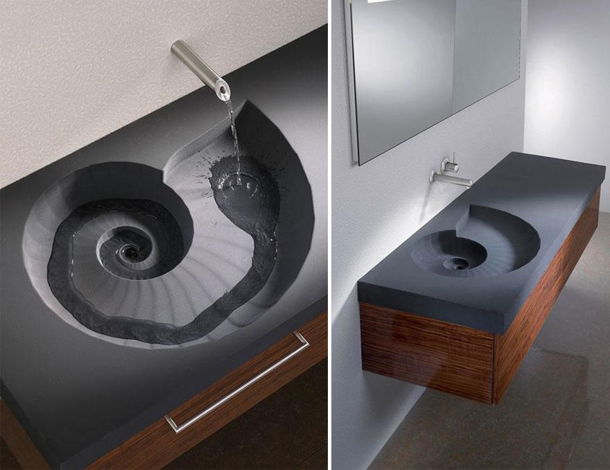 Tasarım Dekorasyon Fikirleri | Yaratıcı Lavobo Tasarımları