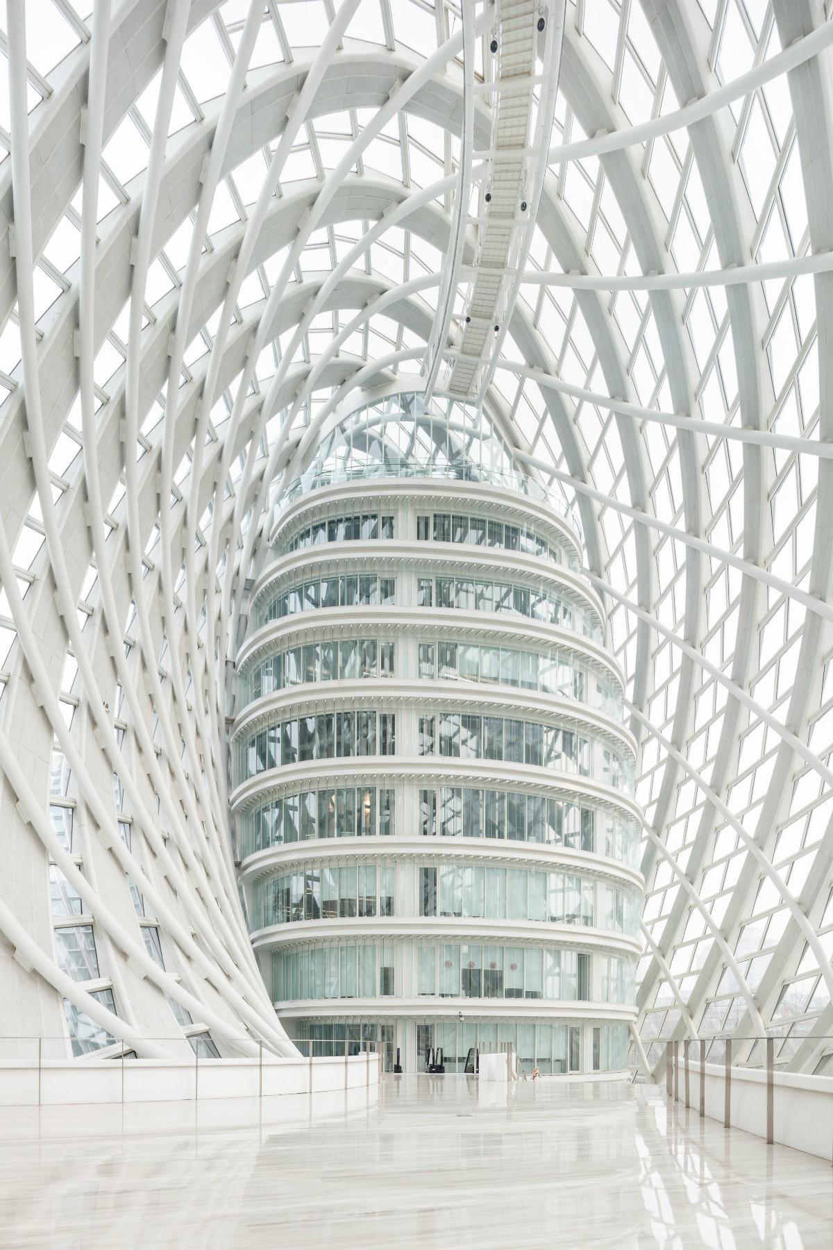 Devasa Yapılar: Pekin TV Binası | Pekin Stüdyosunun İçi