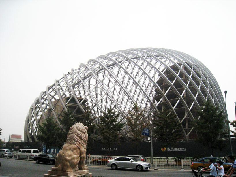 Devasa Yapılar: Pekin TV Binası | Yapılışı