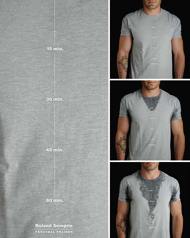 Yaratıcı Tişört Tasarımları | Antrenman Tişörtü