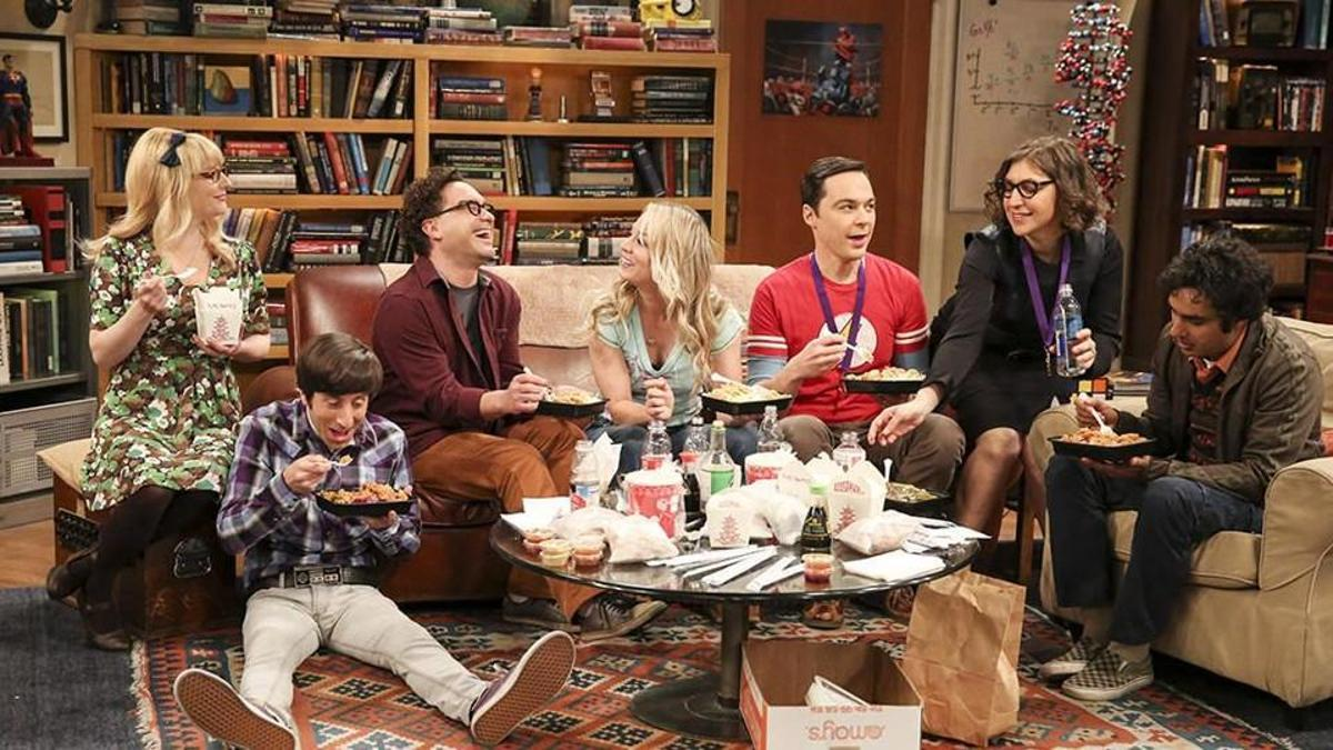The Big Bang Theory | The Big Bang Theory Final Sahnesi