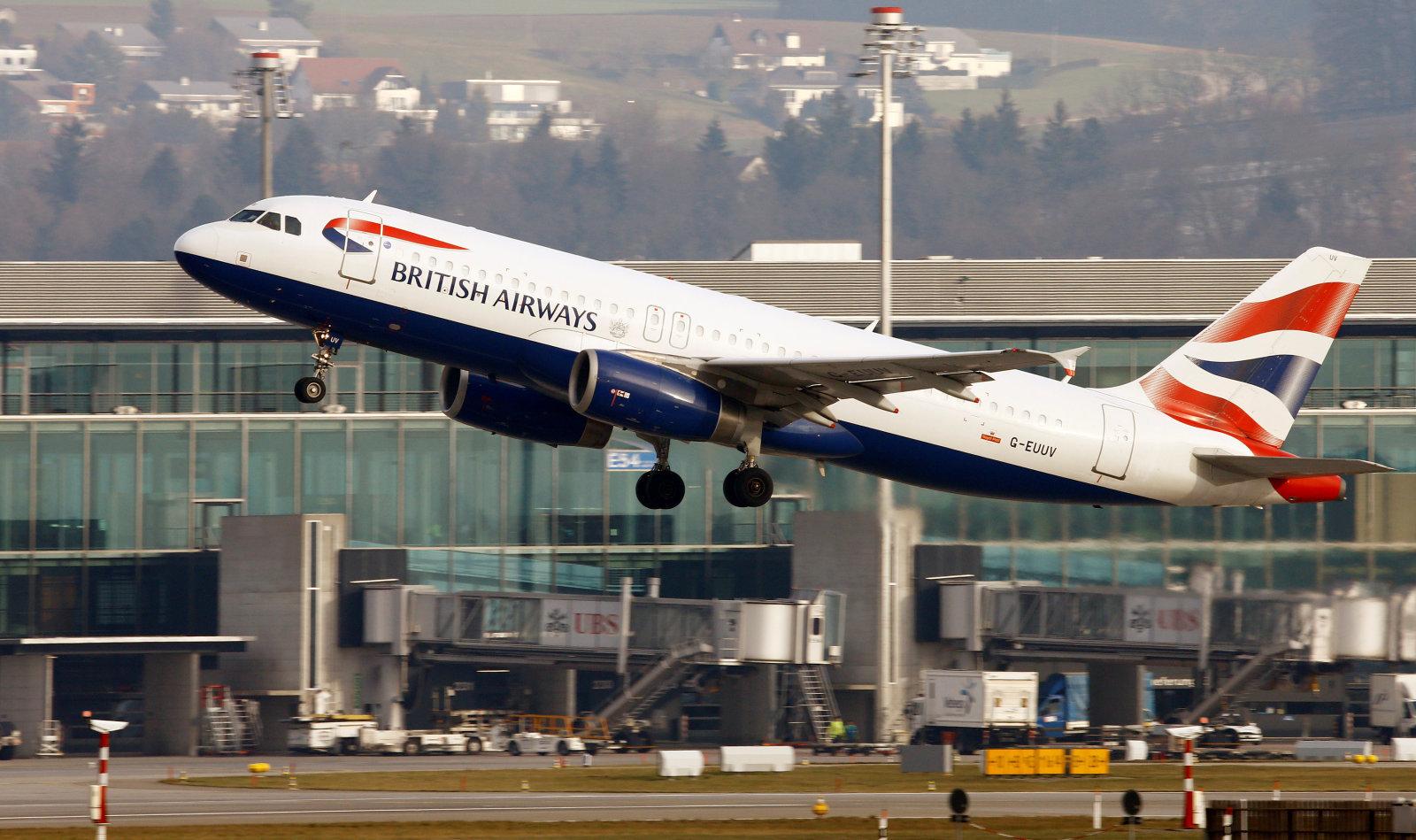 İngiliz Hava Yolları Grev Depremi | ngiliz Hava Yolları